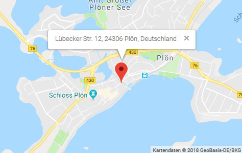 Lübecker Straße 12, 24306 Plön